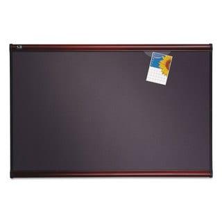 Quartet Prestige 36 x 24 Diamond Mesh Fabric Bulletin Board