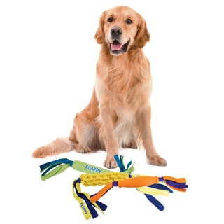 Pet Zone Flappy Assorted Large Dog Toys (Pack of 3)