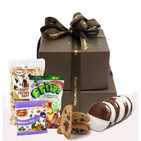 Happy Father's Day' Gluten Free Gift Tower, Small, 1.5 pounds