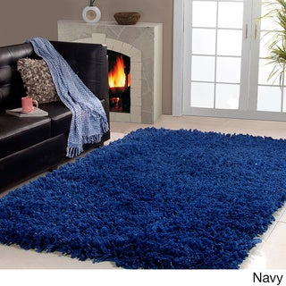 Affinity Home Collection Cozy Shag Area Rug 3u0027 X