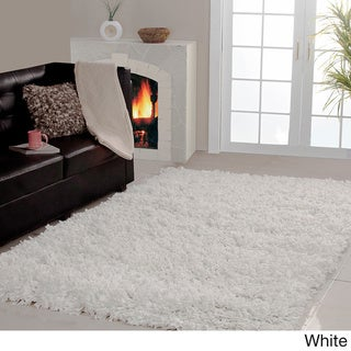 Affinity Home Collection Cozy Shag Area Rug (3' x 5')