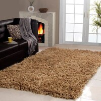 Affinity Home Collection Cozy Area Rug 5 X 8 On 3 Foot