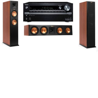 Klipsch RP-260F CH-3.0-Onkyo TX-NR838 Tower Speakers