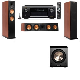 Klipsch RP-260F CH-PL-200-3.1-Denon AVR-X4100W Tower Speakers
