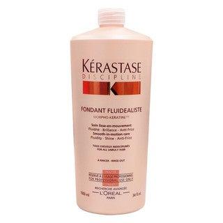 Kerastase Bain Fluidealiste Sulfate-Free 34-ounce Shampoo