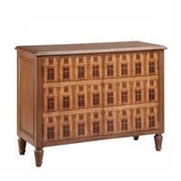 Waldine Wooden Cabinet