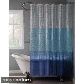 Purple Shower Curtains - Overstock.com - Vibrant Fabric Bath Curtains
