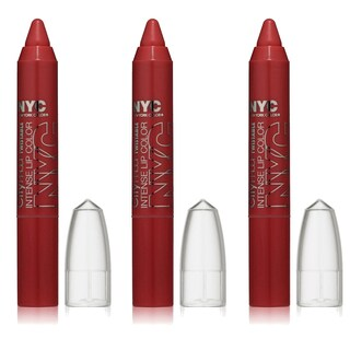 N.Y.C. New York Color Proof Twistable Intense Roosevelt Island Red Lip Color (Pack of 3)|https://ak1.ostkcdn.com/images/products/10195161/P17319805.jpg?_ostk_perf_=percv&impolicy=medium