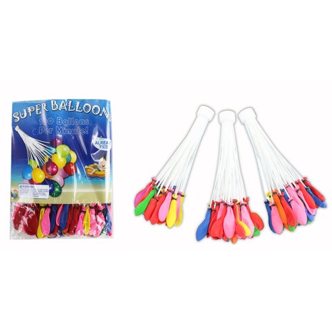 As Seen On TV Super Water Balloons 3-piece Set