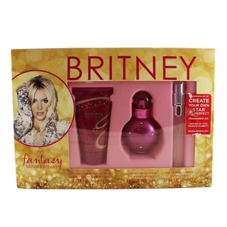 Britney Spears Fantasy Women's 3-piece Gift Set