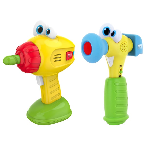 Kidz Delight Hammer and Drill