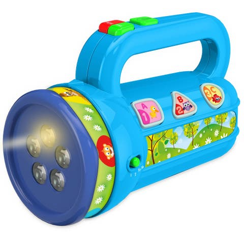 Kidz Delight Tech-Too My Fun N Learn Projector - Blue