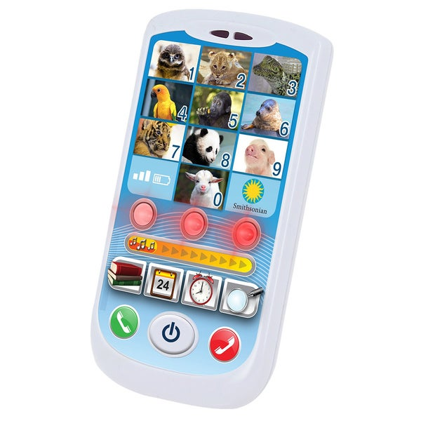 Kidz Delight Smithsonian Smart Phone
