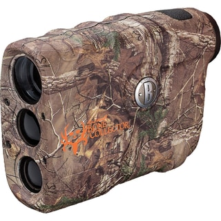 Bushnell Michael Waddell Bone Collector Edition 4x21MM Laser Rangefinder, Realtree Xtra Camo