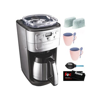 Cuisinart DGB-900BC Grind & Brew Thermal 12-Cup Automatic Coffeemaker Bundle