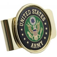United States Army Money Clip