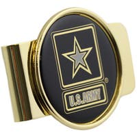 United States Army Strong Money Clip