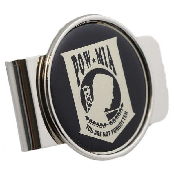 United States POW/ MIA Money Clip