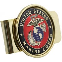 United States Marine Corps Money Clip
