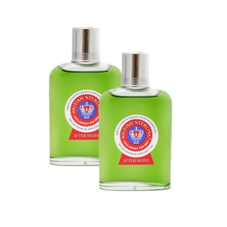 Dana British Sterling 2-ounce Aftershave Pack of 2 (Unboxed)