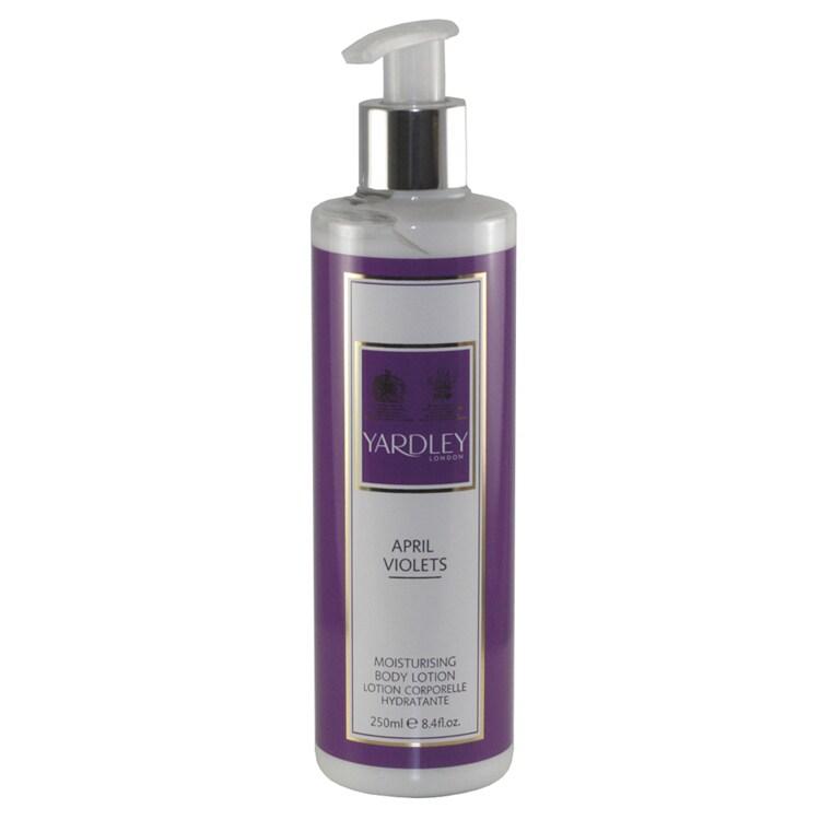 Yardley Of London April Violets Women's 8.4-ounce Moistur...