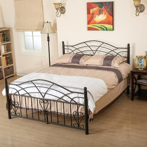 Brassfield Bed Frame by Christopher Knight Home