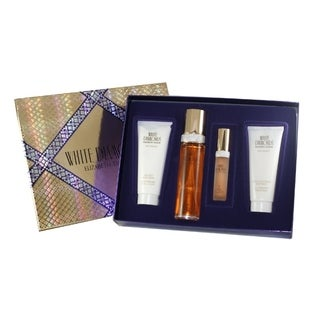 Elizabeth Taylor White Diamonds Women's 4-piece Gift Set