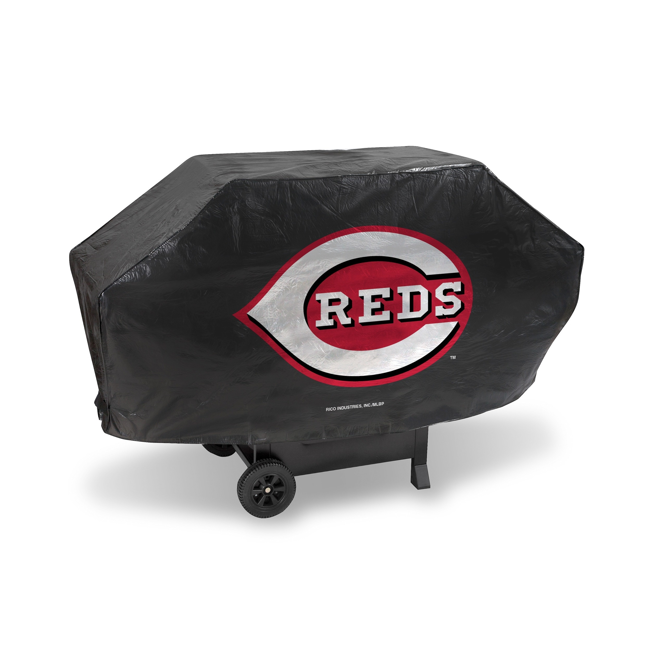 Cincinnati Reds 68-inch Deluxe Grill Cover