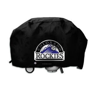 Colorado Rockies 68-inch Deluxe Grill Cover