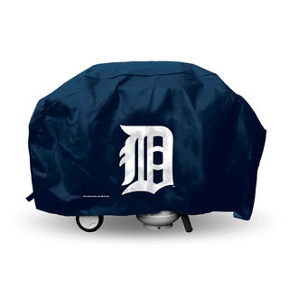 Detroit Tigers 68-inch Deluxe Grill Cover