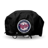 Minnesota Twins 68-inch Deluxe Grill Cover