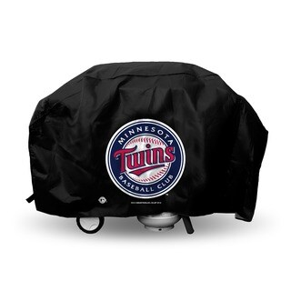Minnesota Twins 68-inch Deluxe Grill Cover (Option: Minnesota Twins)