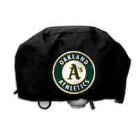 Oakland Athletics 68-inch Deluxe Grill Cover