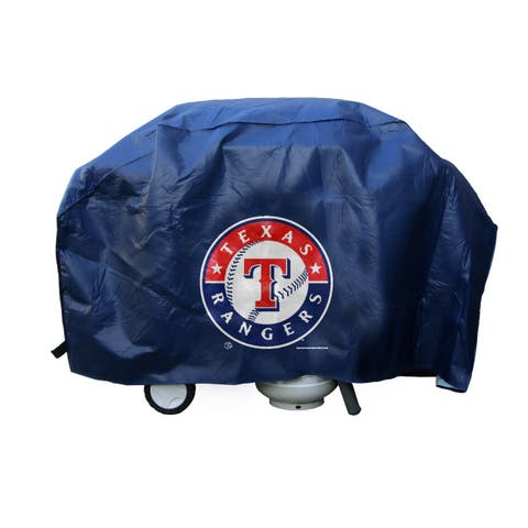 Texas Rangers 68-inch Deluxe Grill Cover
