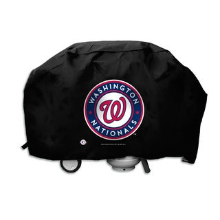 Washington Nationals 68-inch Deluxe Grill Cover