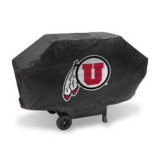 Utah Utes 68-inch Deluxe Grill Cover