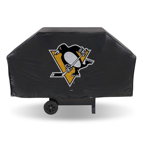 Pittsburgh Penguins 68-inch Economy Grill Cover