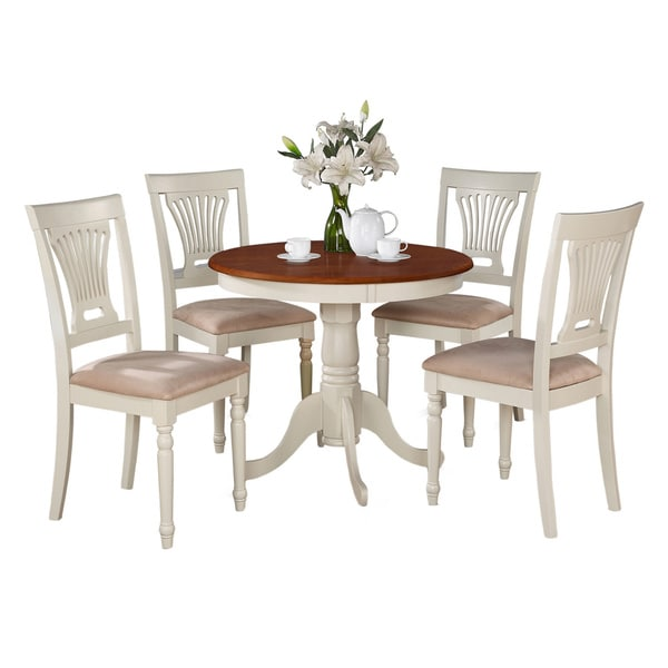 4 Chairs In Dining Room: Shop 5-Piece Kitchen Table Set And 4 Chairs For Dining