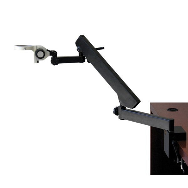 Articulating Stand with Clamp for Stereo Microscopes
