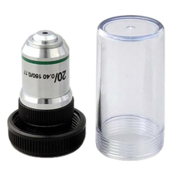 20X Achromatic Microscope Objective