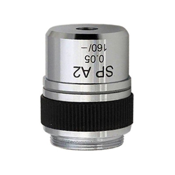 2X Achromatic Microscope Objective