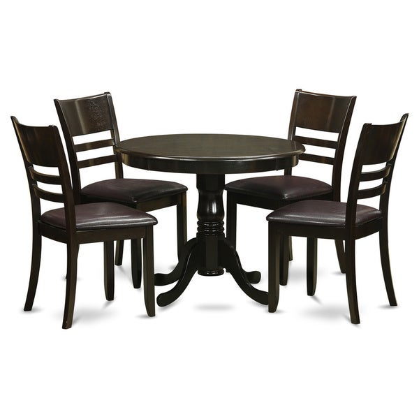 5 Piece Kitchen Table Set and 4 Dinette Chairs Free