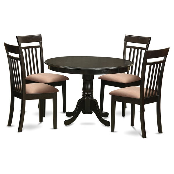Kitchen Nook Table Set: Shop 5-Piece Kitchen Nook Table And 4 Dining Chairs