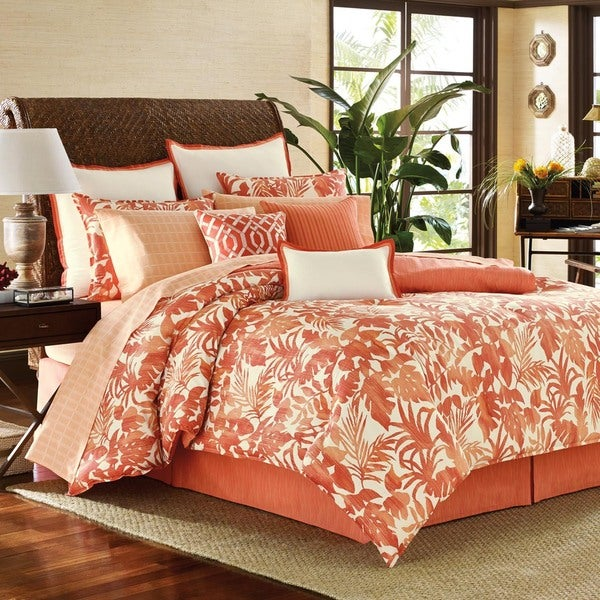 Tommy Bahama Palma Sola 4-piece Comforter Set