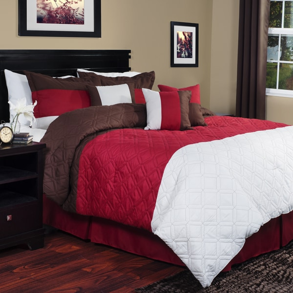 Windsor Home Isabella 7-piece Comforter Set