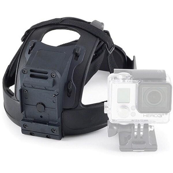 Bering Optics Hard Hat Design Headgear For Gopro Camera
