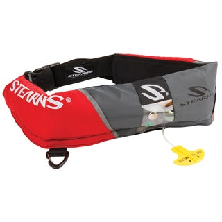 Stearns Manual Inflatable Red/ grey Belt Pack