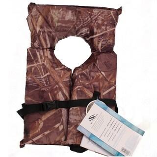 Stearns Adult Type Ii Max-5 Camo Universal Vest