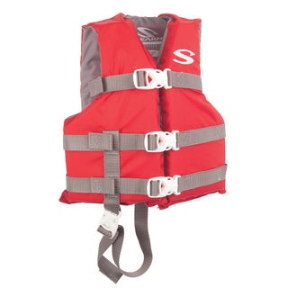 Stearns Red Child Boating Vest