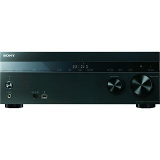 Sony STR-DH550 A/V Receiver - 5.2 Channel - Black